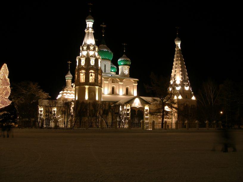 Ярославль новый год программа